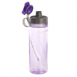Botella Agua 700ml Violeta...