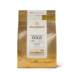 Chocolate Callebaut, Gold...