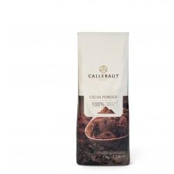 Cacao Polvo, Callebaut...