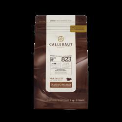 Chocolate Callebaut Leche,...