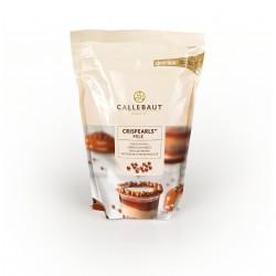 Crispearls Leche, Callebaut...