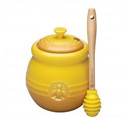 Bote miel con espátula Le...