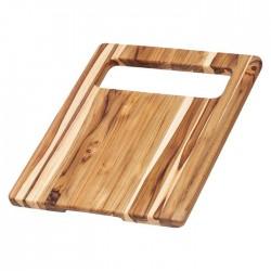 Tabla madera de teca...