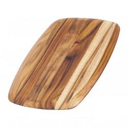 Tabla de madera de teca...