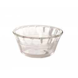 Set 4 flaneras Pyrex, 175 ml